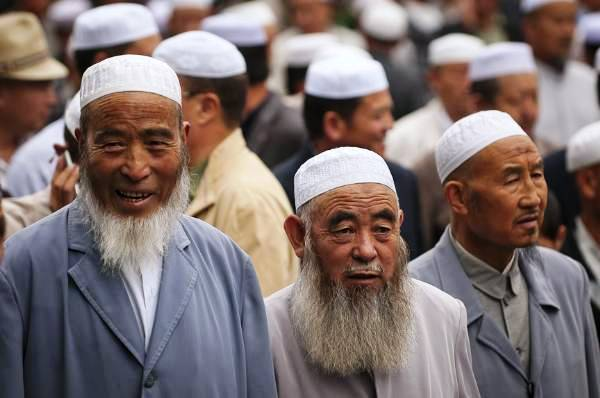 Image result for muslim china