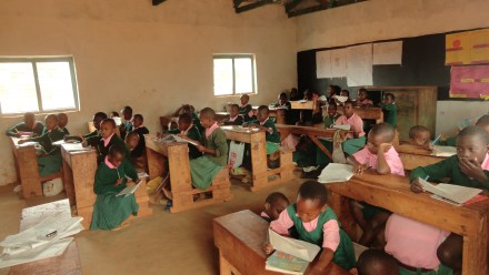 Mzwanenyi Primary needs FOOD - Help