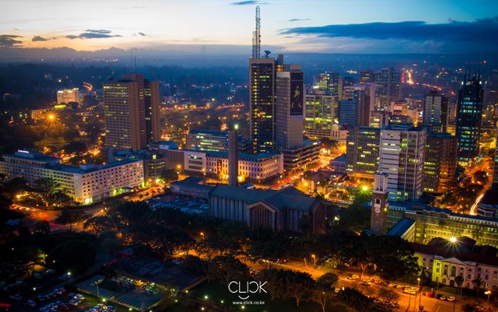African Screens 21 – Nairobi Dusk
