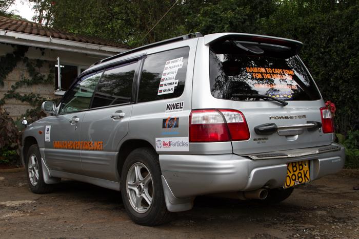 Roadventures: Nairobi to Cape Town – Episode 01