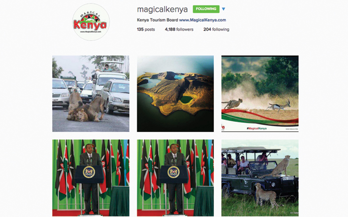 Somebody please wake up @MagicalKenya