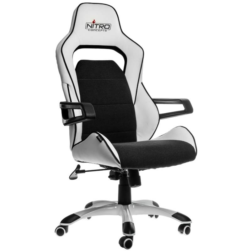Sessel Rollen Tauschen Nitro Concepts E220 Evo Series Office/gaming Chair - White
