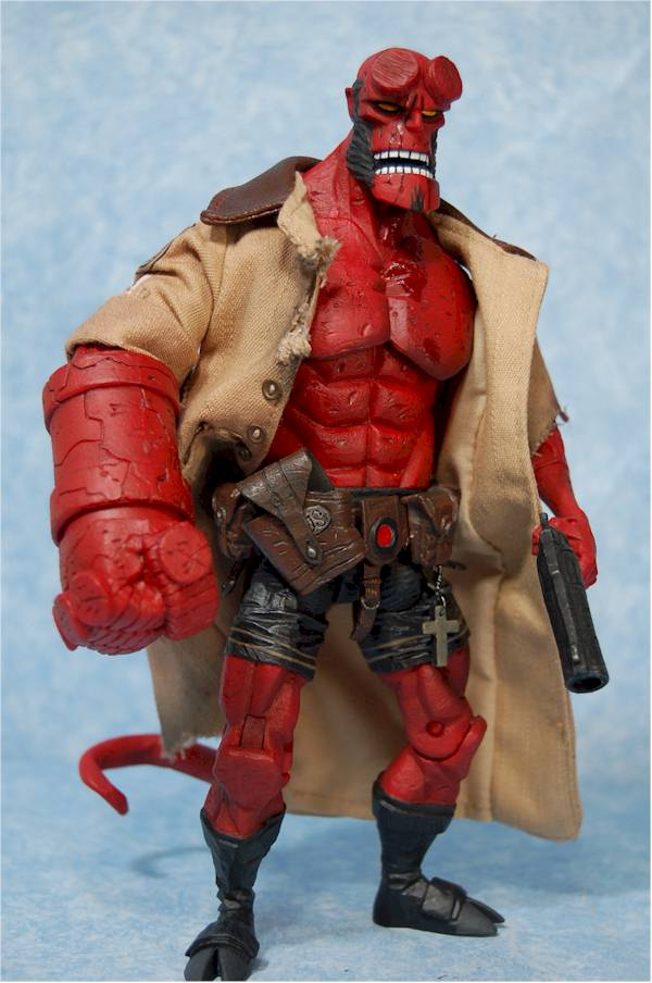 Long Shelf Figures.com Hellboy Exclusive Action Figures - Another Toy