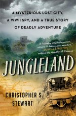 REVIEW: JUNGLELAND by Christopher S. Stewart