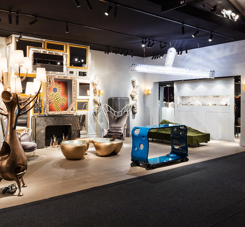 Media and planning agency which tailors to antiques, fine art, interior and international art fairs