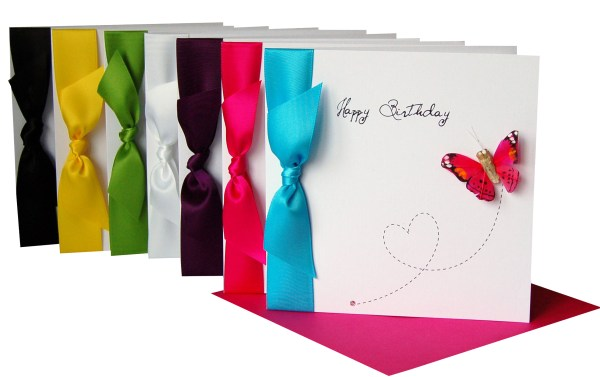 Fancies birthday cards have changed The new butterfly birthday card . 2225 x 1401.New Year Cards Handmade