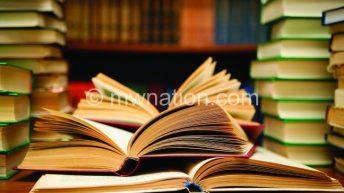 Duty tax impeding book industry
