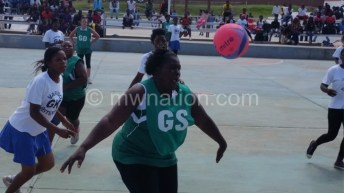Netball ignores  cup-tie rule