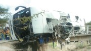 Two feared dead in road  accident in Mozambique