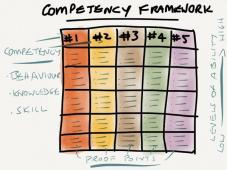 Illustration of a Competency Framework