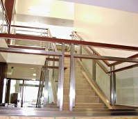Metal Railing Systems. Custom Fabricated.