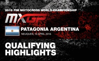 【Official Reports & Movies】MXGP of Patagonia Argentina