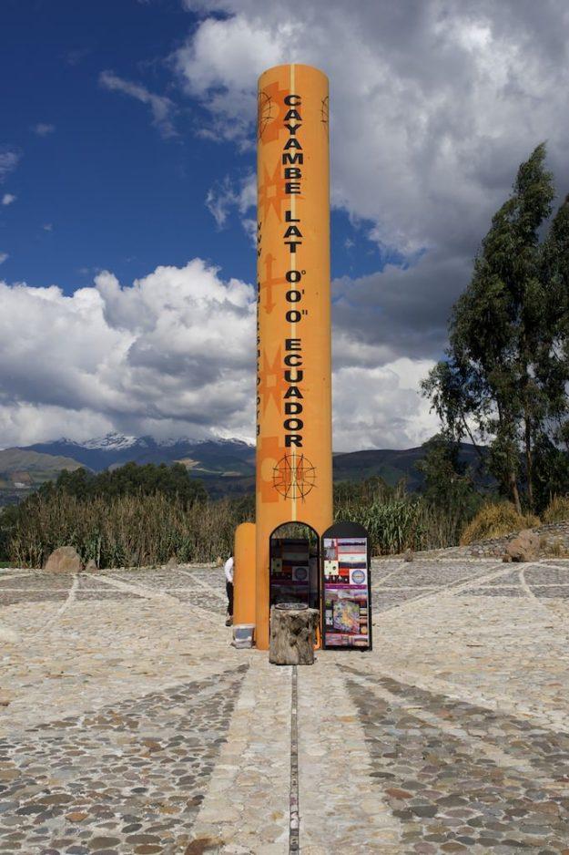 Äquatorüberquerung