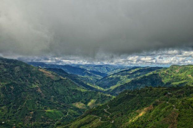 so sieht Kolumbien aus