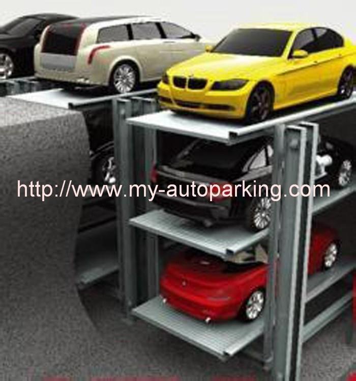 cars residential pit parking lifthydraulic garage car lift home custom car garage garage car