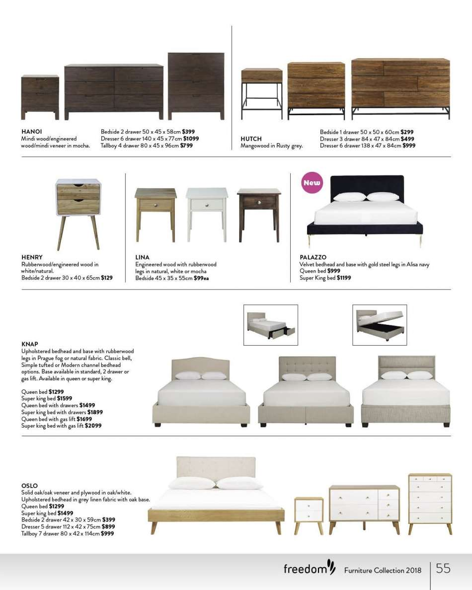 Freedom Bed Head Current Freedom Furniture Mailer My Catalogue Nz