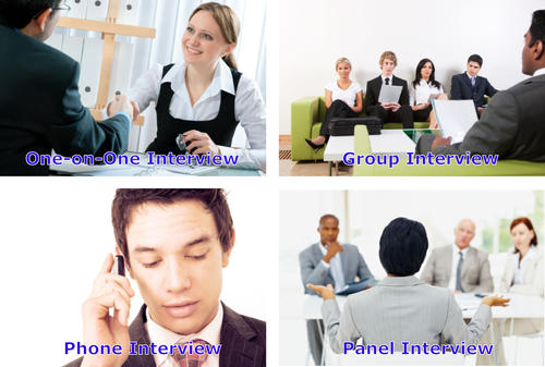 Job interview types - Types Of Job Interviews
