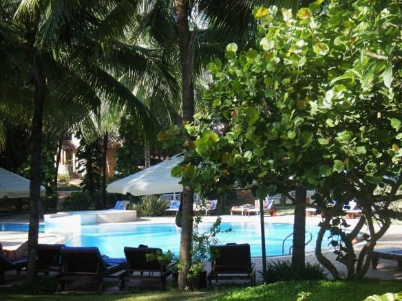Piscine Hotel Muine Resort 1024x768 Farniente et Kite surf à Mui Ne