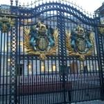 buckingham palace palais de la reine à Londres