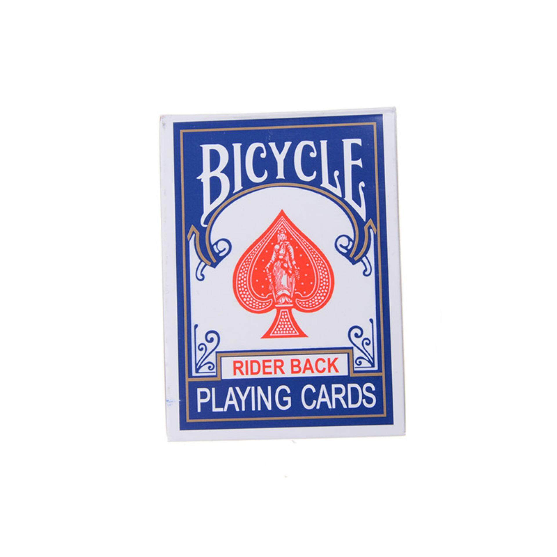 Sofa Infantil Toys R Us Graceful Bicycle Playing Cards Poker Rider Back Standard Decks Magic Toys Blue