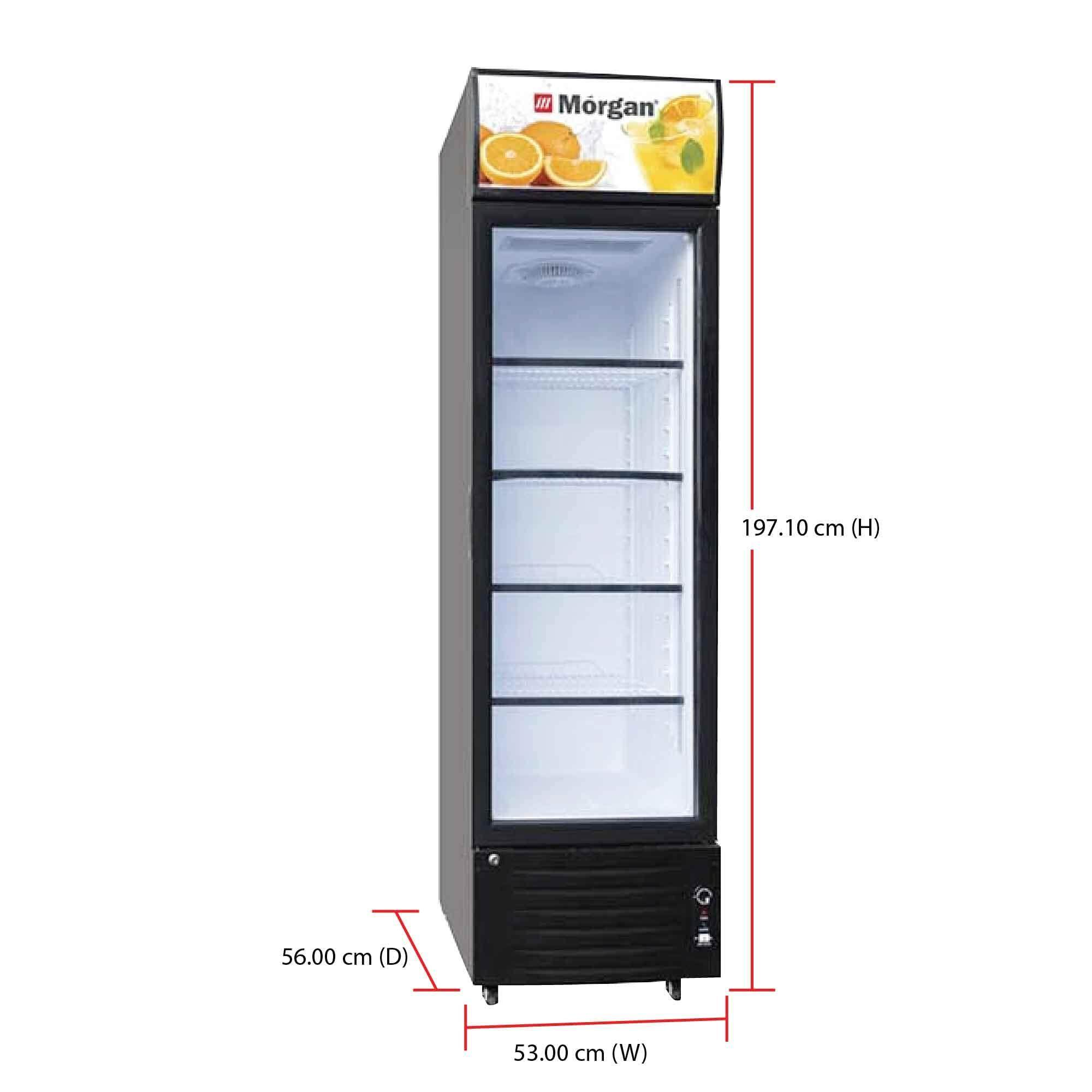 New Refrigerator Price Morgan Showcase Fridge With Key Lock Mcs 288d 238l 2018 New Model