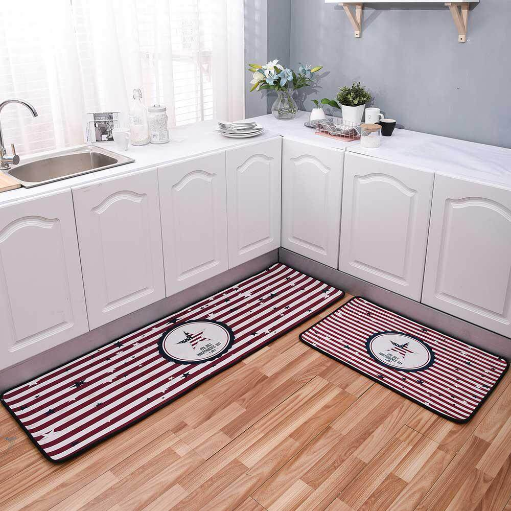 Fantastic Kitchen Rugs Non Skid Washable Download Free Architecture Designs Scobabritishbridgeorg