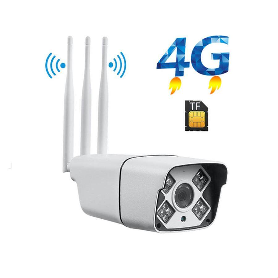 Camera Exterieur En Wifi 4g Sim Card Camera 1080p Bullet Ip Camera Wireless Gsm 3g 4g Sim Card Night Vision Cmos Industrial Pro Full Hdcommercial Ip Camera Wifi Outdoor