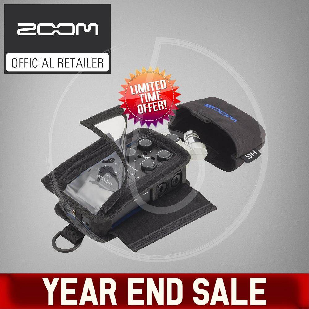 Zoom H6 Recorder Zoom Pch 6 Protective Case For Zoom H6 Handy Recorder Pch6 King Of Year End Sales Malaysia