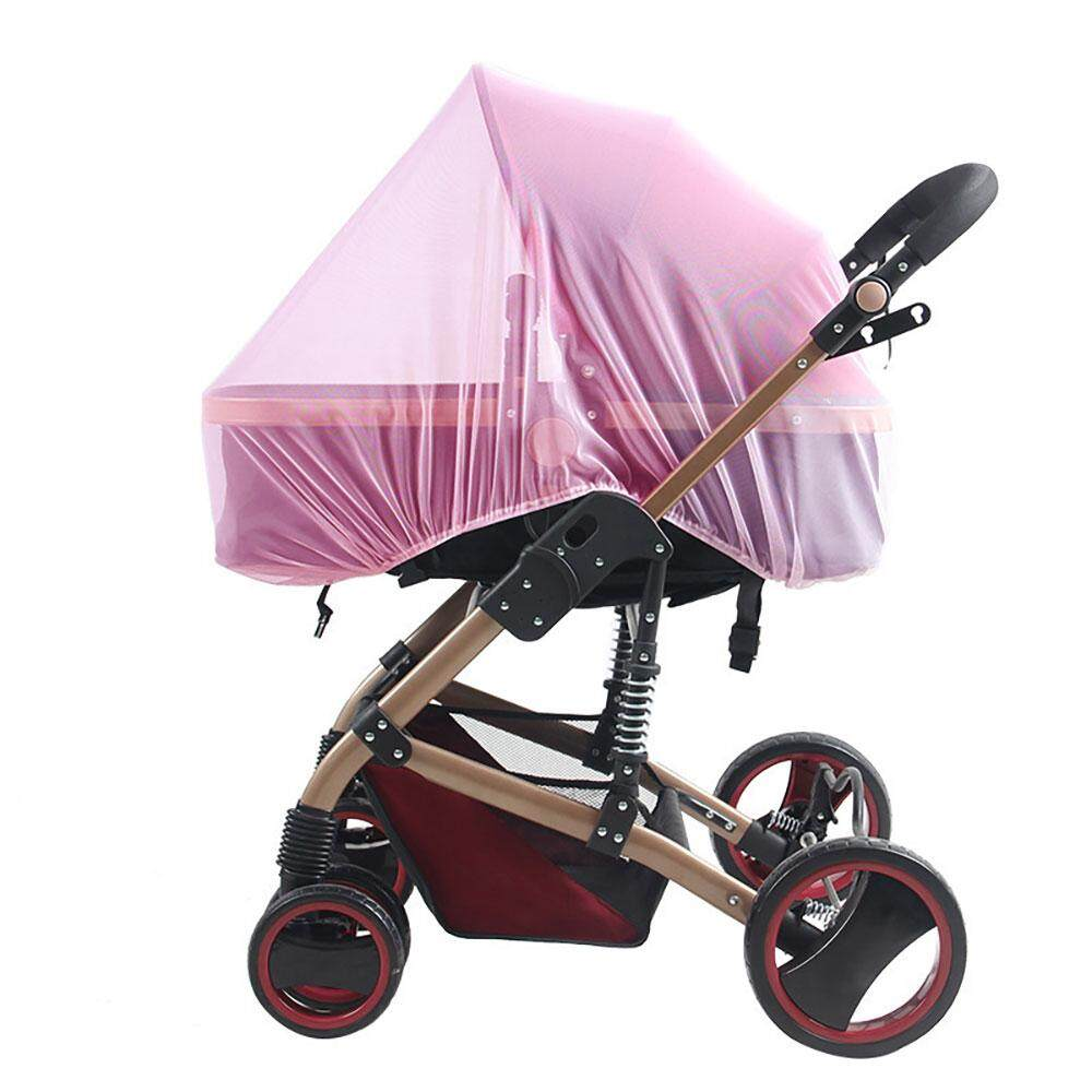 Stroller Mesh Cover Newborn Toddler Infant Baby Stroller Netting Pushchair Mosquito Insect Net Safe Mesh Buggy Full Cover