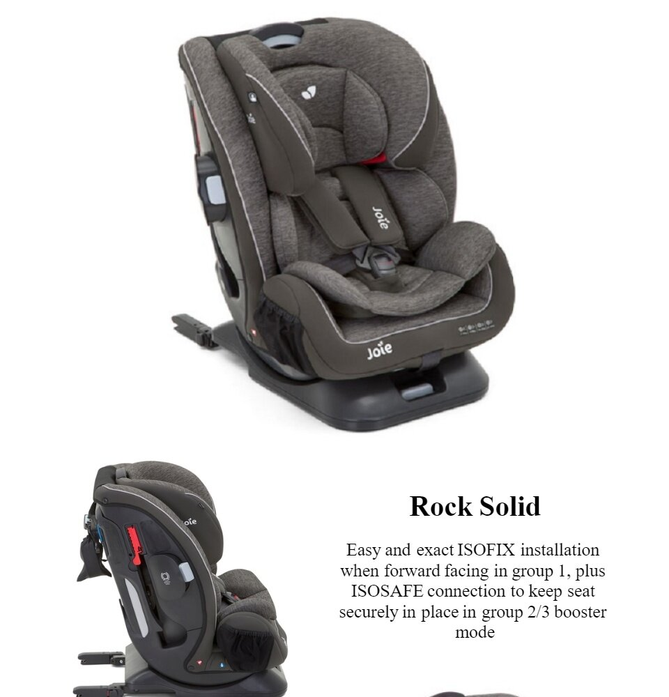 Stage 2 Car Seat With Base Joie Every Stage Fx Convertible Car Seat Dark Pewter