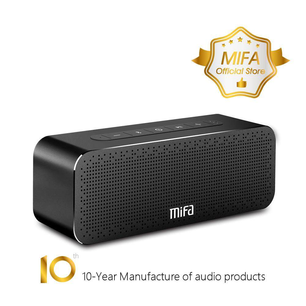 Hifi 24 Shop 24 Month Warranty Mifa A20 Portable Stereo Hifi Bluetooth Speakers With Hd Sound Rich Bass 30w Peak Power Tws Function Built In Mic Micro Sd