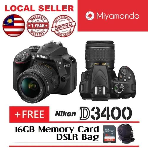 Medium Of Nikon D3400 Vs D5500