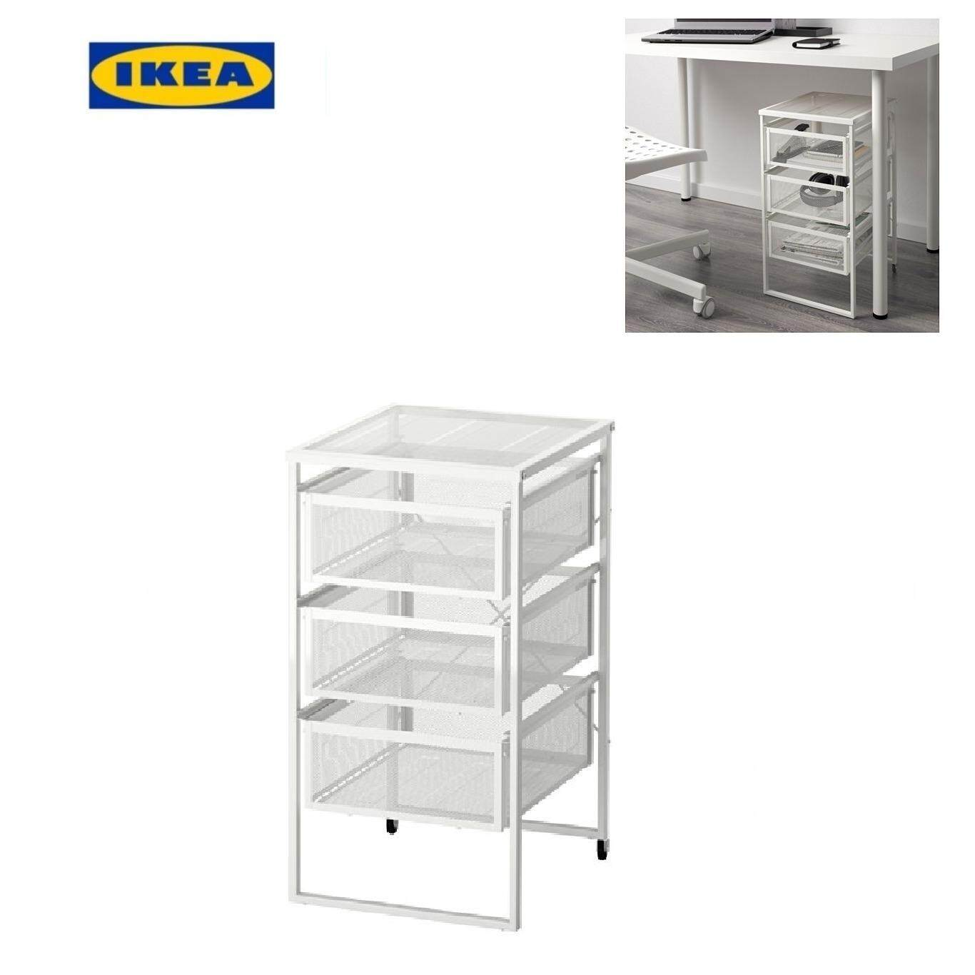Ikea Vesken Cek Harga Ikea Vesken 2 Tier Bathroom Shelf Unit Multi Function