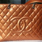Chanel #13 – Chanel GST in Patent Copper