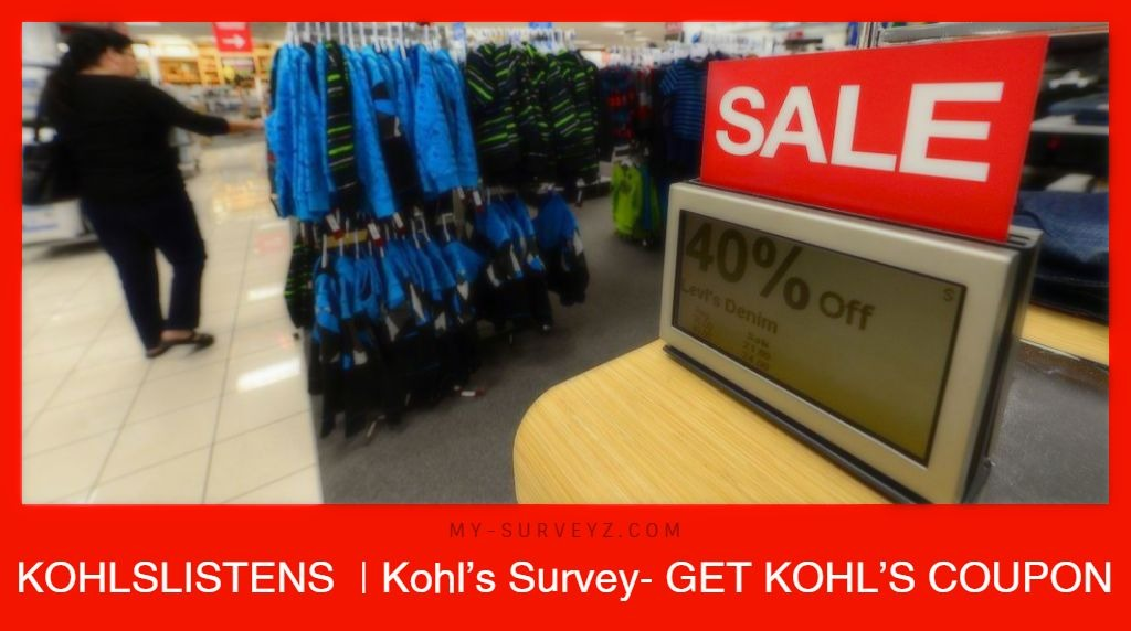 🤑【wwwkohlslistens-KOHLSLISTENS SURVEY】Kohl\u0027s Survey- GET