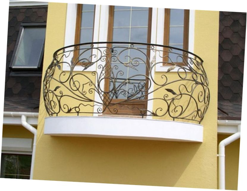 Grills design for balcony joy studio design gallery for Best house balcony design
