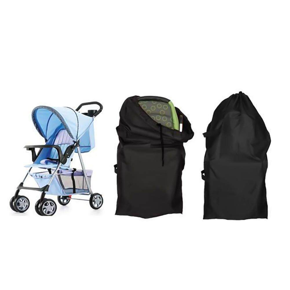 Umbrella Stroller First Years Universal Stroller Umbrella Stroller Travel Bag Black Oxford Cloth Storage Bag With Drawstring Closure Stroller Protect Cover Specification Cart