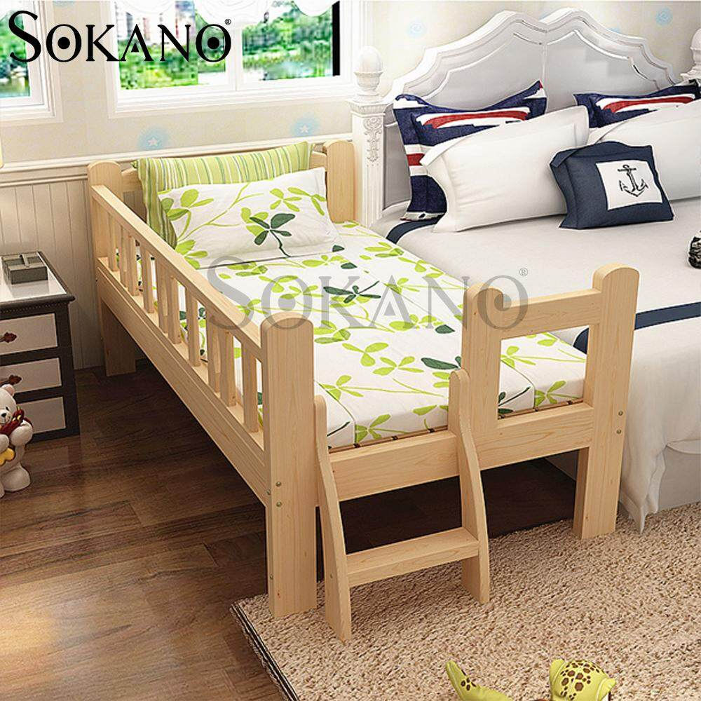 Baby Cots That Attach To Beds Raya 2019 Sokano Ha231 Easel Wooden Baby Bed Baby Cot Attached To Parents Bed With Staircase