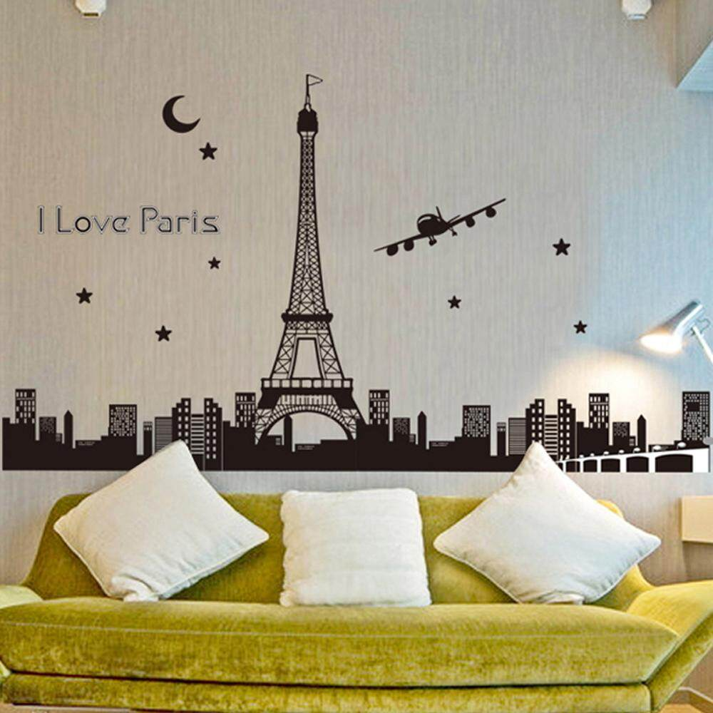 Wallpaper Kamar Paris Eiffel Wallpapers Com My