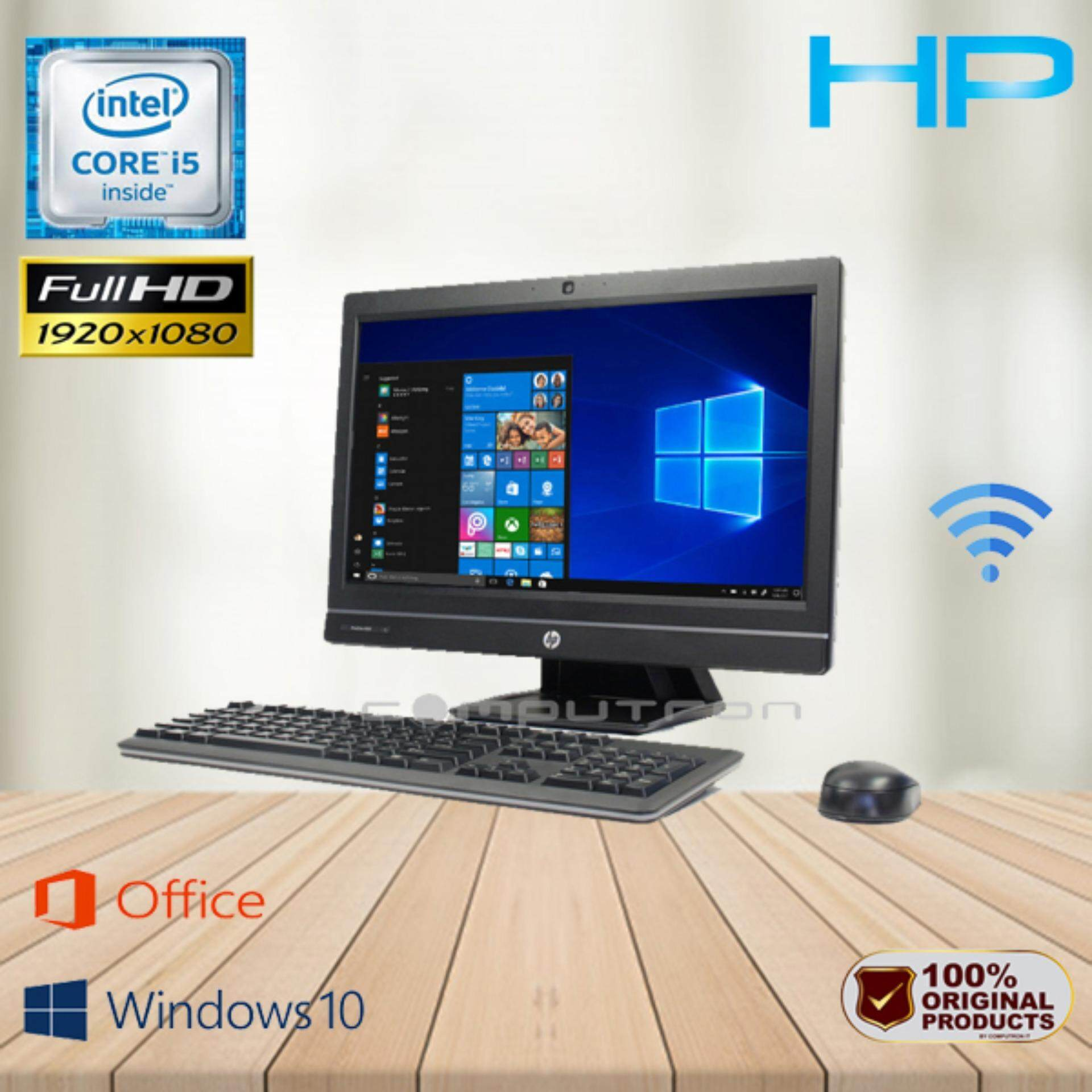 All In One Hp Pro One 600 G1 All In One Pc Desktop 22