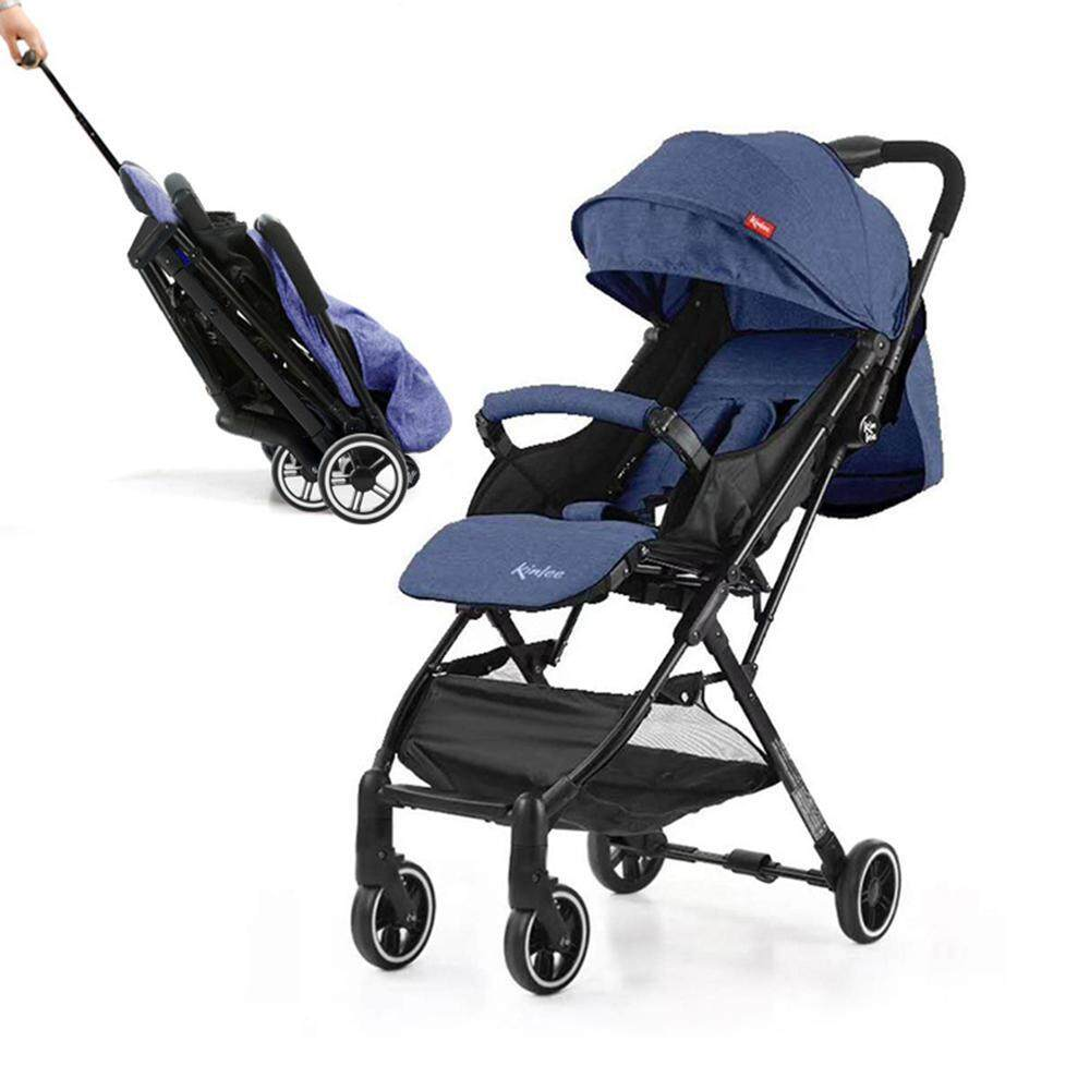 Lightweight Folding Pram Umiwe Lightweight Stroller Portable Travel Stroller With Pull Handle Foldable Design For Car And Airplane Travel Singapore