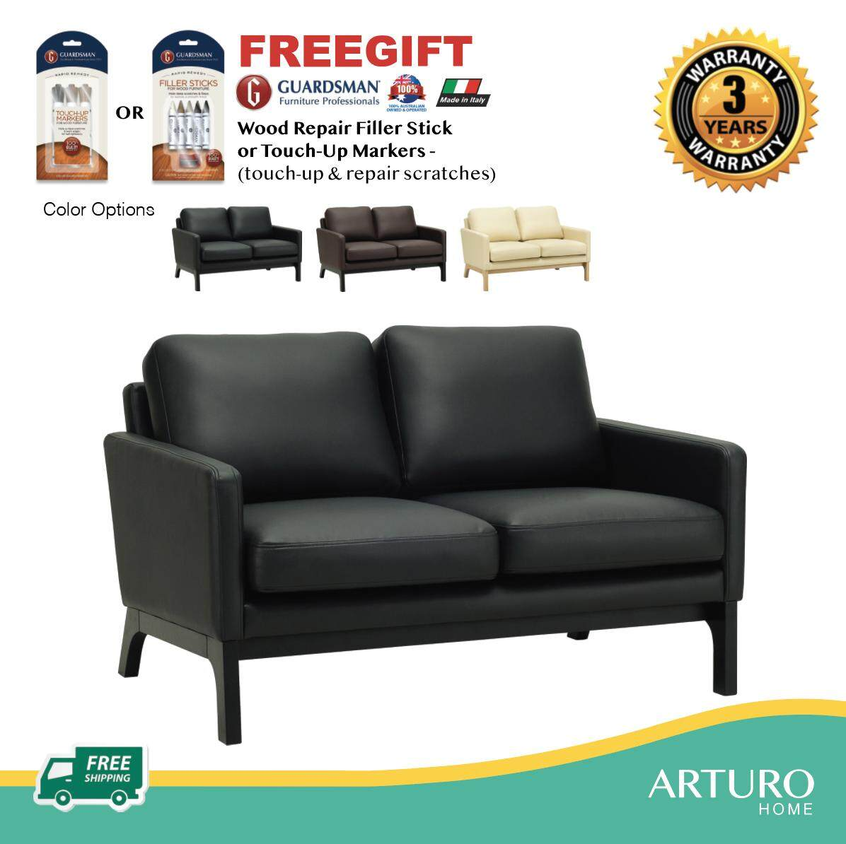Macam Sofa Arturo Cove 2 Seater Sofa Love Seat Pvc Sofa Twin Seater Sofa Free Shipping To West Malaysia