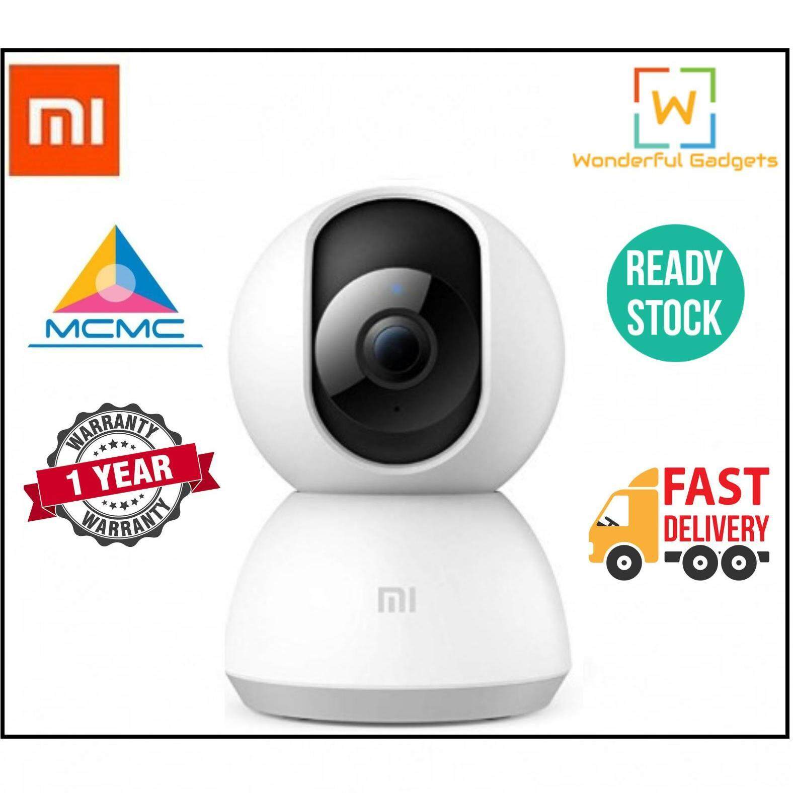 Camera De Surveillance Exterieur Auto Tracking Malaysia Warranty Mi Home 360 Security Camera With Latest 1080p