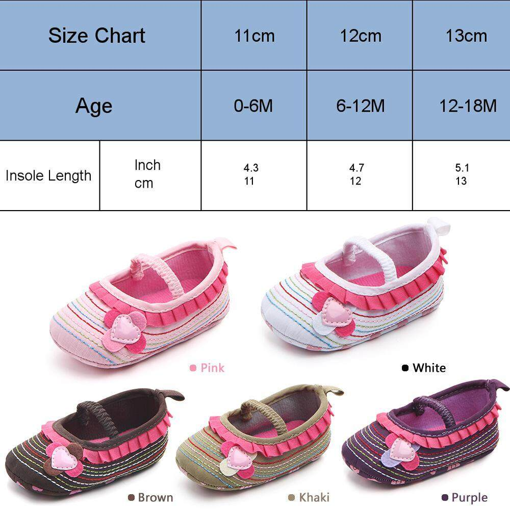 Newborn Elastic Shoes Volbaby Toddler Kid Baby Girl Elastic Band Newborn Walking Shoes