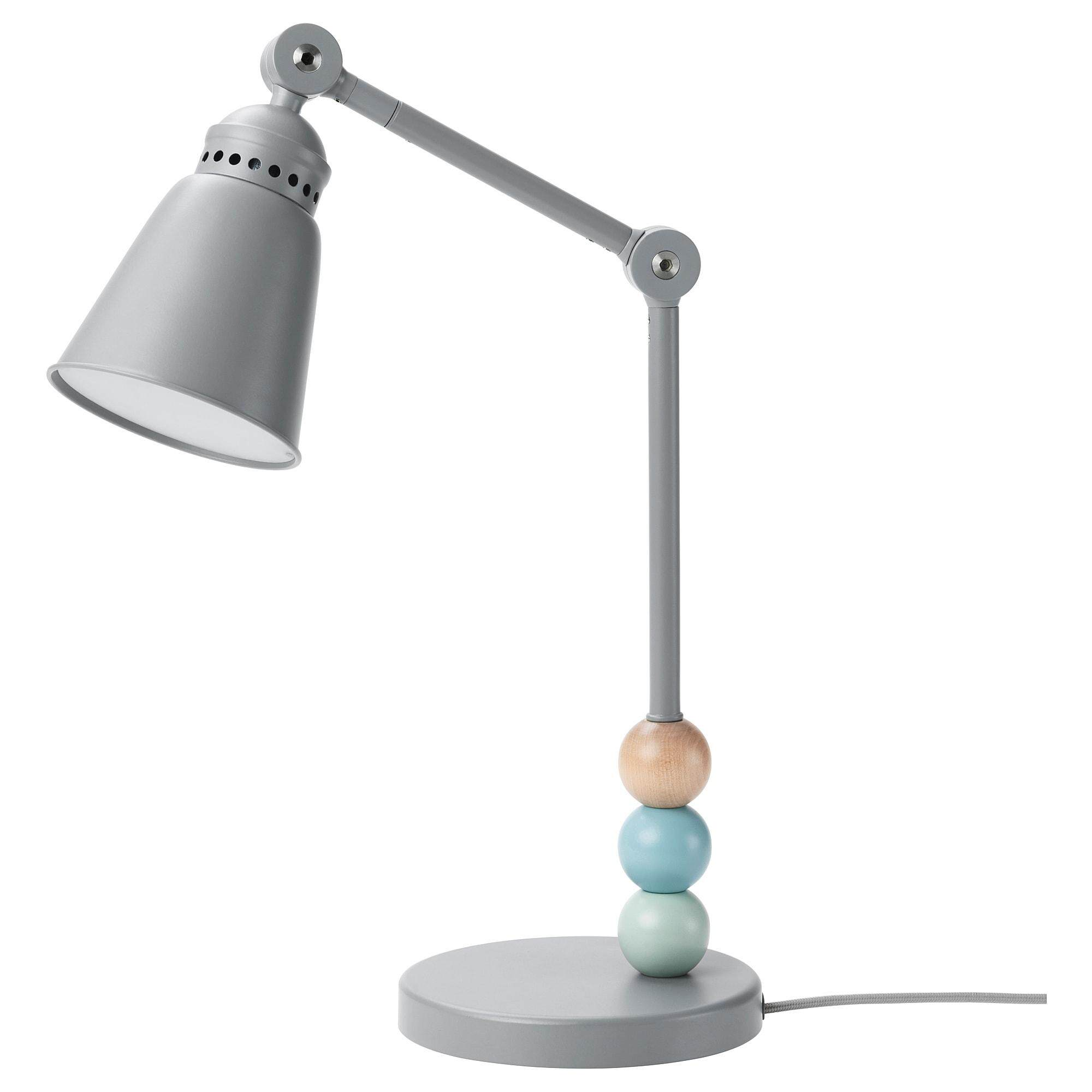 Ikea Reading Lamp Ikea Lantlig Led Work Lamp Grey