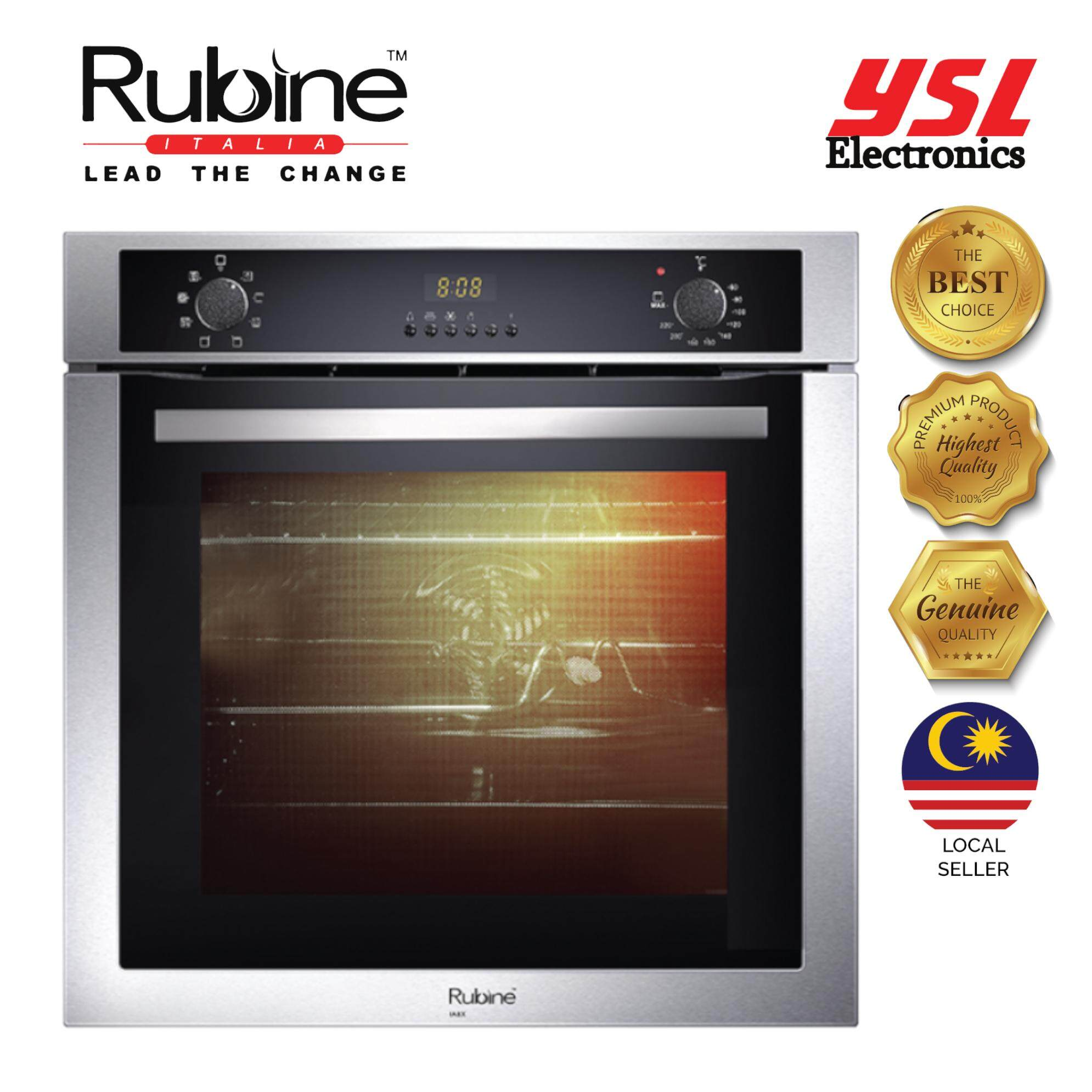Gambar Oven Gas Rubine Build In Oven Rbo Ia8x 70ss