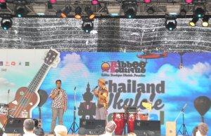 Bangkok - Thailand Ukulele Festival 2011