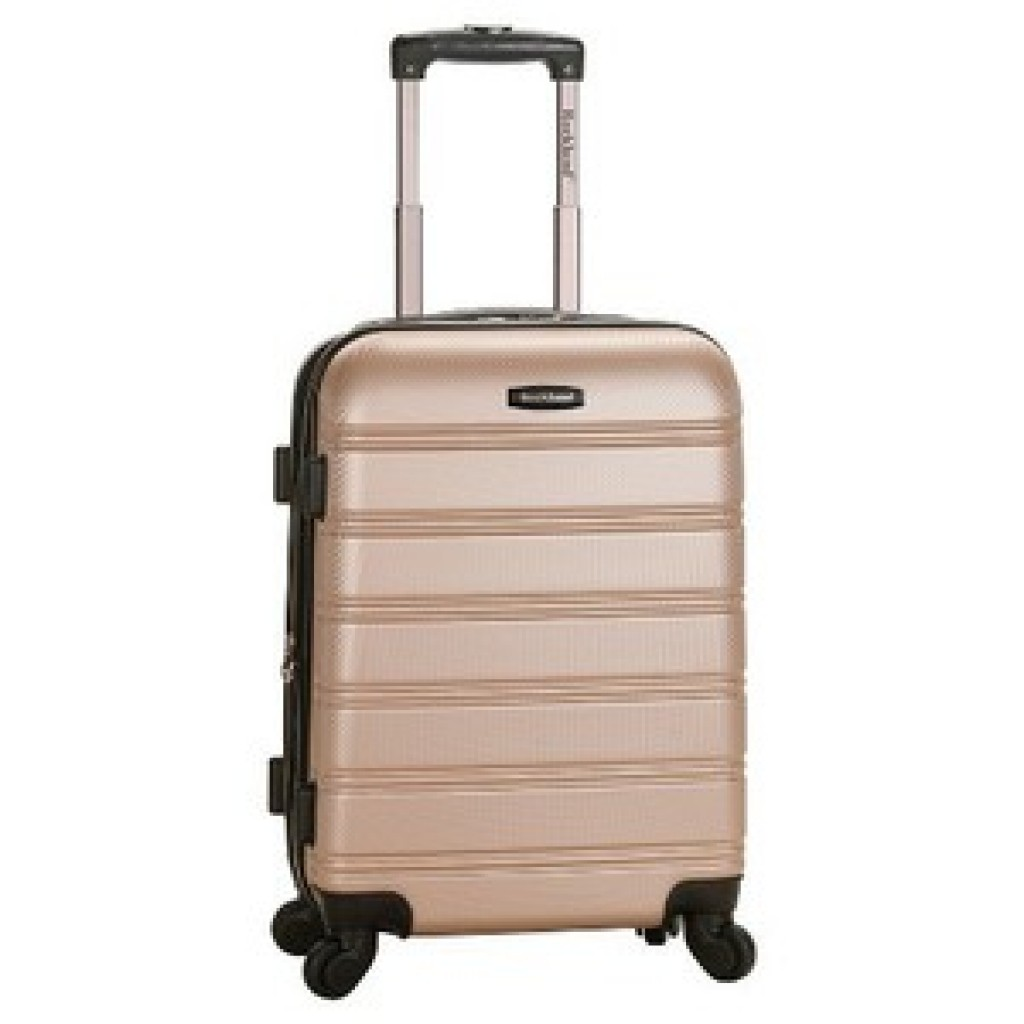 Travel Luggage Melbourne Rockland Melbourne 20 Inch Expandable Abs Carry On Luggage