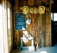 PHOTO: Barn at Blackberry Farm.