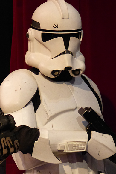 PHOTO: Clone trooper.